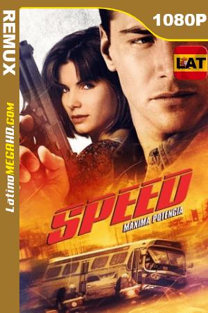 Speed: Máxima potencia (1994) Latino HD BDRemux 1080P ()