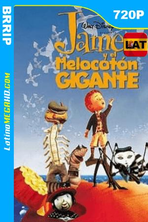 Jim y el durazno gigante (1996) Latino HD 720p ()
