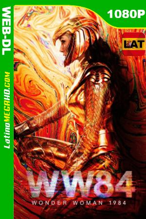 Wonder Woman 1984 (2020) Latino HD AMZN IMAX WEB-DL 1080P - 2020