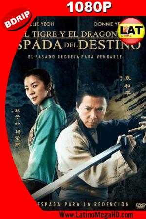 Tigre y Dragón 2 La Espada Del Destino (2016) Latino HD BDRIP 1080P ()