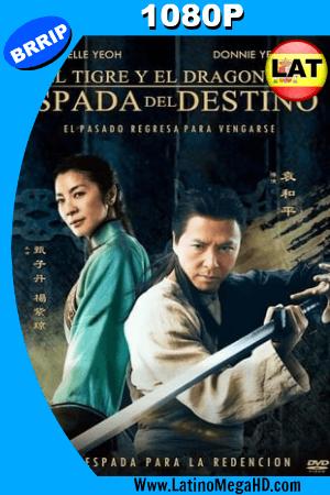 Tigre y Dragón 2 La Espada Del Destino (2016) Latino HD 1080P ()