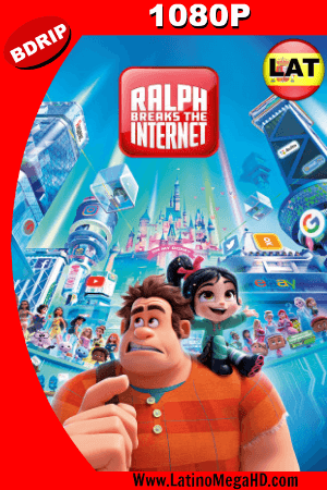 Wifi Ralph (2018) Latino HD BDRIP 1080P