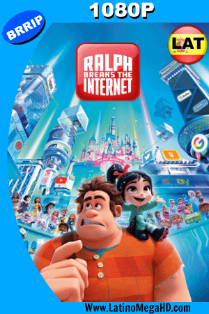 Wifi Ralph (2018) Latino HD 1080P