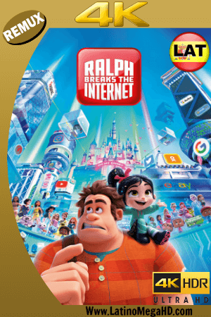 Wifi Ralph (2018) Latino Ultra HD BDRemux 2160P ()