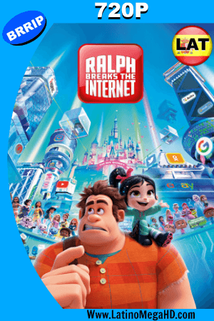 Wifi Ralph (2018) Latino HD 720P