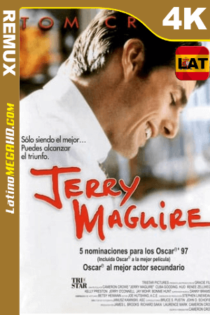 Jerry Maguire (1996) Latino HD BDREMUX 2160p ()