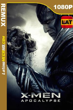 X-Men: Apocalipsis (2016) Latino HD BDRemux 1080P ()