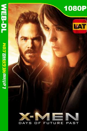 X-Men: Días del futuro pasado (2014) Theatrical Cut Open Matte Latino HD WEB-DL 1080P ()