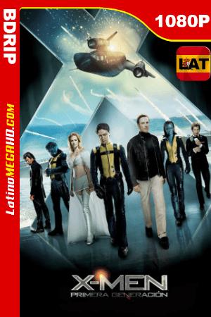 X-Men: Primera generación (2011) Latino HD BDRIP 1080P ()