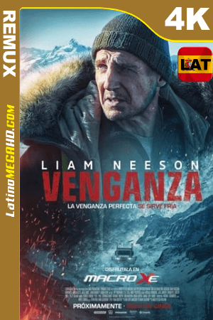 Venganza Bajo Cero (2019) Latino Ultra HD BDRemux 2160P - 2019