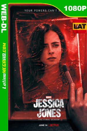 Jessica Jones (2015-2019) Temporada 3 Latino HD WEB-DL 1080P - 2019