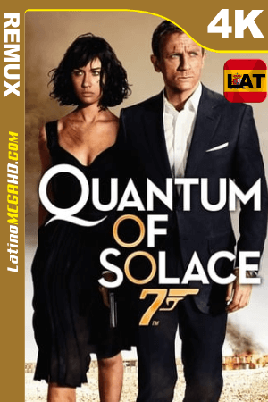 Quantum of Solace (2008) Latino HDR Ultra HD BDRemux 2160P ()