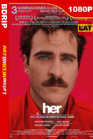 Her (2013) Latino HD BDRIP 1080p ()