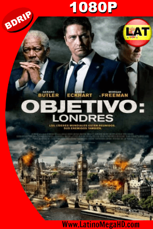 Londres Bajo Fuego (2016) Latino HD BDRIP 1080P ()