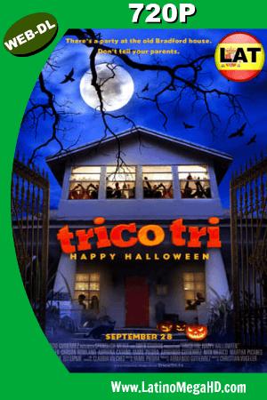 Trico Tri Happy Halloween (2018) Latino HD WEB-DL 720P