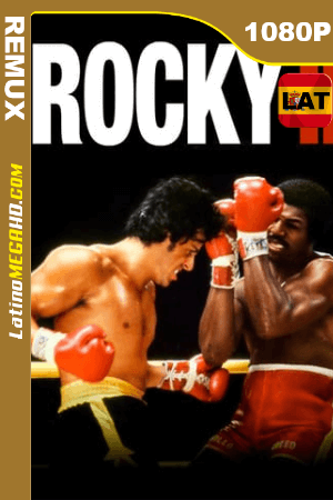 Rocky II (1979) Latino HD BDREMUX 1080p ()