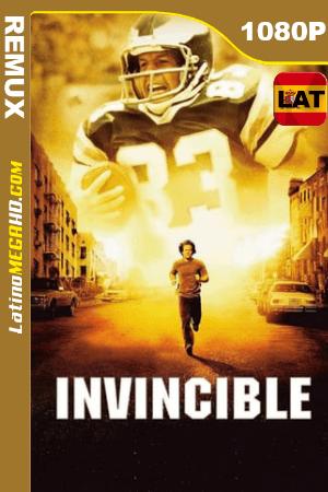 Invencible (2006) Latino HD BDREMUX 1080p ()