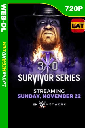 WWE: Survivor Series (2020) Latino HD WEB-DL 720P ()