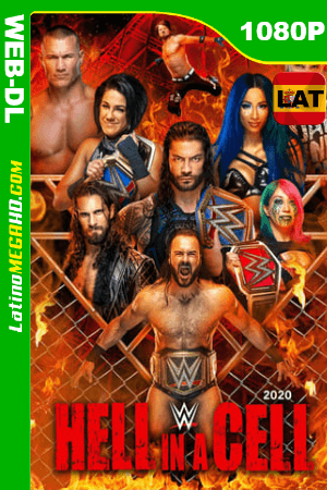 WWE Hell in a Cell (2020) Latino HD WEB-DL 1080P ()