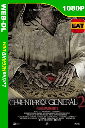 Cementerio General 2 (2016) Latino HD WEB-DL 1080p ()