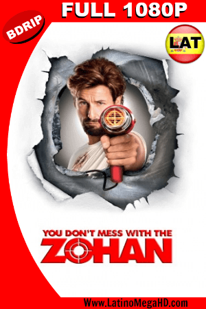 No te Metas con Zohan (2008) EXTENDED Latino FULL HD BDRIP 1080P ()
