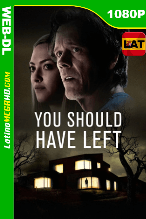 You Should Have Left (2020) Latino HD WEB-DL AMZN 1080P - 2020