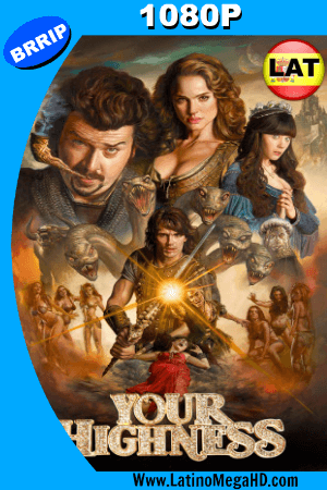 Una Loca Aventura Medieval (2011) UNRATED Latino HD 1080P ()