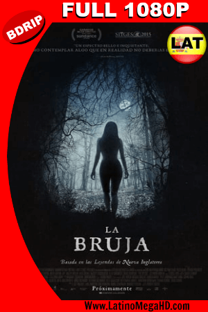 La Bruja (2015) Latino FULL HD BDRIP 1080P ()