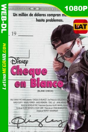 Cheque en blanco (1994) Latino HD WEB-DL 1080P ()