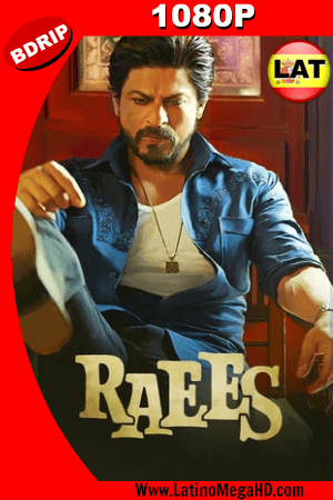 Raees (2017) Latino HD BDRIP 1080P ()