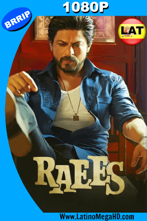 Raees (2017) Latino HD 1080P ()